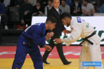 Telman Valiyev (AZE), Khikmatillokh Turaev (UZB) - Grand Slam Paris (2020, FRA) - © JudoInside.com, judo news, results and photos