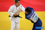 Telma Monteiro (POR), Ines Beischmidt (GER) - Grand Slam Paris (2020, FRA) - © JudoInside.com, judo news, results and photos