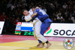 Shady El Nahas (CAN), Arman Adamian (RUS) - Grand Slam Paris (2020, FRA) - © IJF Emanuele Di Feliciantonio, International Judo Federation