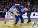 Sharofiddin Boltaboev (UZB), Matthias Casse (BEL) - Grand Slam Paris (2020, FRA) - © IJF Gabriela Sabau, International Judo Federation