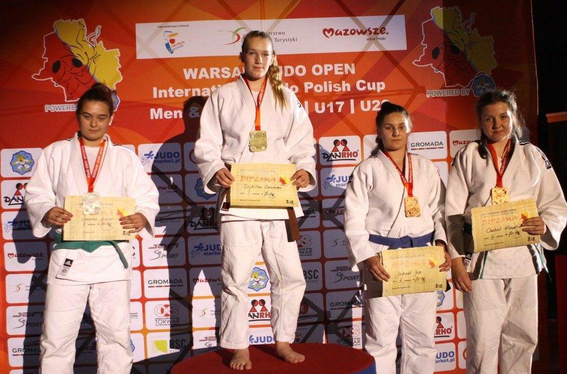 Carmen Dijkstra, Judoka, JudoInside