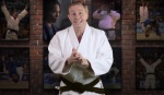 Judo TV (IJF), Neil Adams (GBR) - © IJF Media Team, International Judo Federation