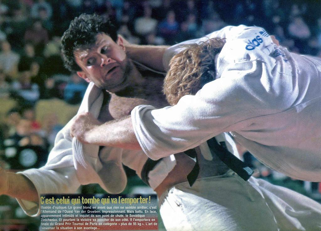 Alexander Von Der Groeben Judoka Judoinside