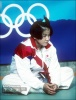 Ryoko Tani (JPN) - Olympic Games Barcelona (1992, ESP) - © David Finch, Judophotos.com