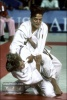 Nicola Fairbrother (GBR), Miriam Blasco (ESP) - Olympic Games Barcelona (1992, ESP) - © David Finch, Judophotos.com