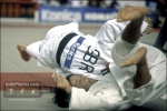 Nicola Fairbrother (GBR) - World Championships Hamilton (1993, CAN) - © David Finch, Judophotos.com