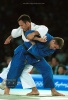 Mark Huizinga (NED), Keith Morgan (CAN) - Olympic Games Sydney (2000, AUS) - © David Finch, Judophotos.com