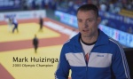 Mark Huizinga (NED) - Grand Prix Zagreb (2017, CRO) - © IJF Media Team, International Judo Federation