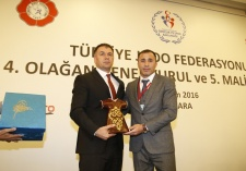 Sezer Huysuz (TUR) - © Emir Incegul, Turkish Judo Federation